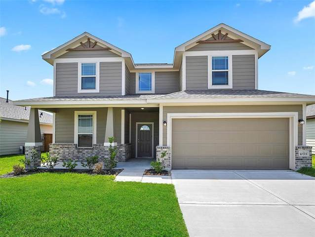 10706 Nathaniel Valley Path, Houston, TX 77016 (MLS #30649182) :: The Home Branch