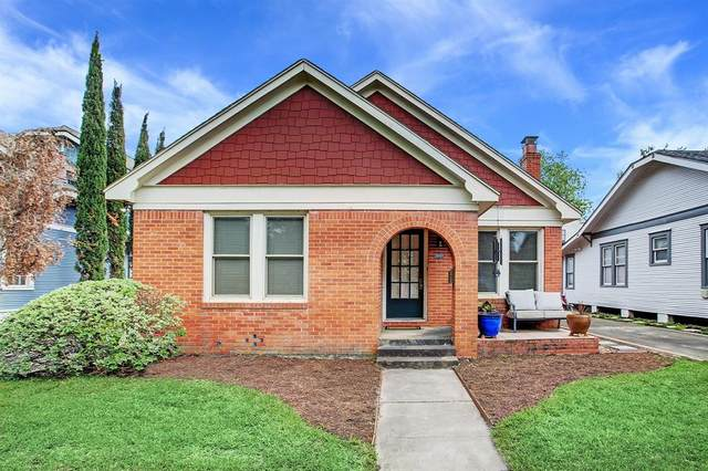 622 E 16th Street, Houston, TX 77008 (MLS #30654952) :: The SOLD by George Team