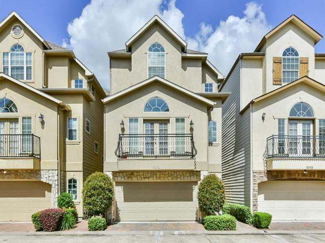9014 Bayview Cove Drive, Houston, TX 77054 (MLS #30655345) :: The Bly Team