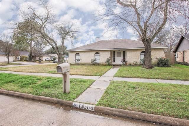 11203 Verlaine Drive, Houston, TX 77065 (MLS #30659132) :: The Sansone Group