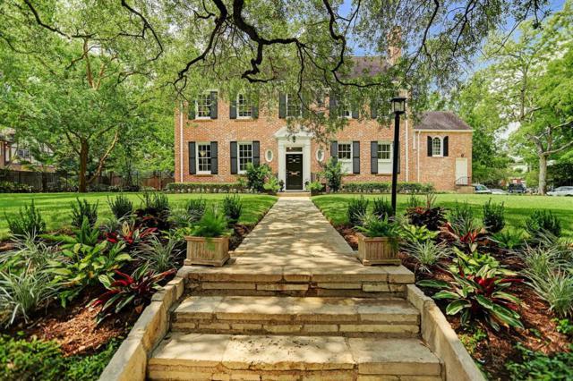 1749 South Boulevard, Houston, TX 77098 (MLS #30660684) :: Giorgi Real Estate Group