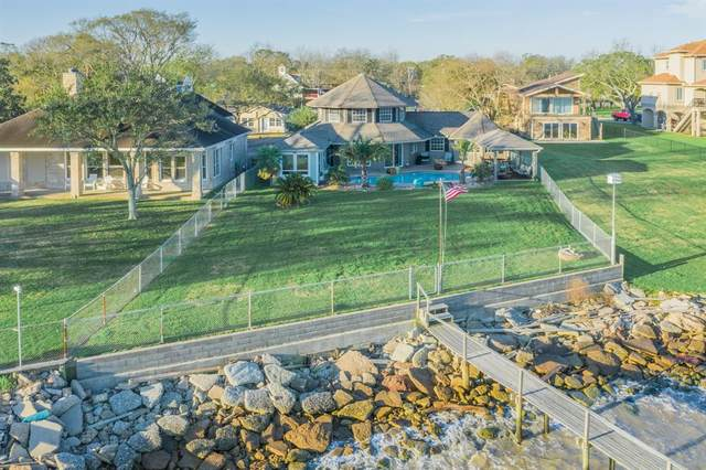 4626 W Bayshore Drive, Bacliff, TX 77518 (MLS #30666103) :: The SOLD by George Team
