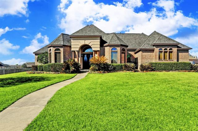 5901 Oak Leaf Court, Conroe, TX 77304 (MLS #30666457) :: Texas Home Shop Realty