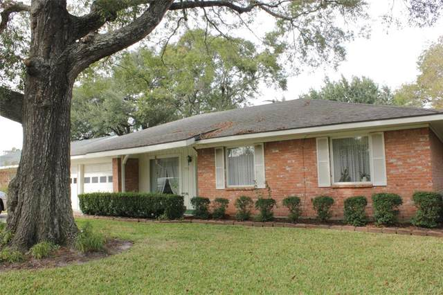 5502 Kuldell Drive, Houston, TX 77096 (MLS #30672839) :: The Freund Group