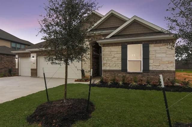 8731 Ute Creek Lane, Magnolia, TX 77354 (MLS #30694147) :: The Home Branch