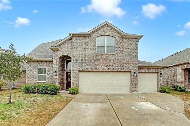 6418 Hunters Creek Lane, Baytown, TX 77521 (MLS #30695659) :: The Bly Team