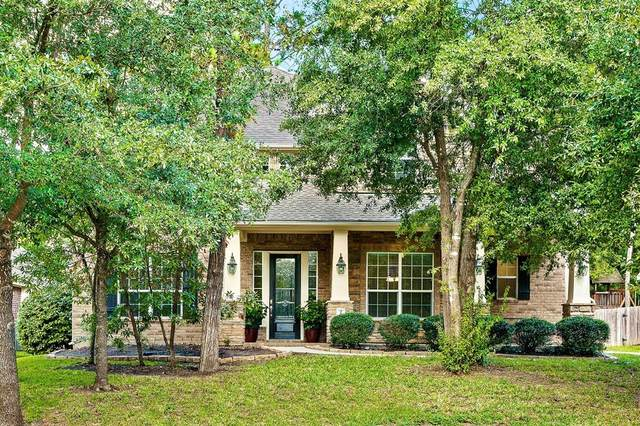 2511 Franklin Woods Drive, Conroe, TX 77304 (MLS #30698357) :: The Home Branch