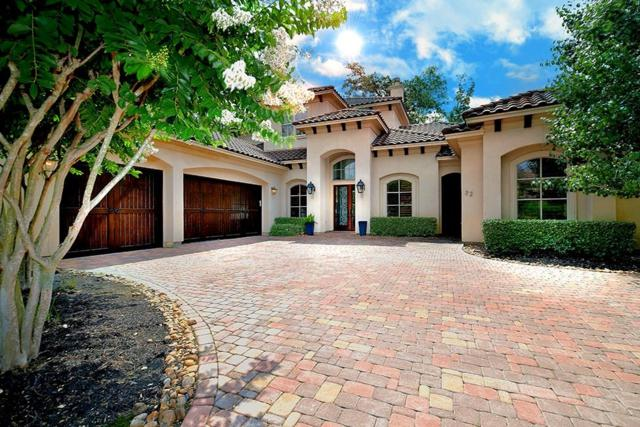 22 Johnathan Landing Court, The Woodlands, TX 77389 (MLS #30699909) :: The SOLD by George Team