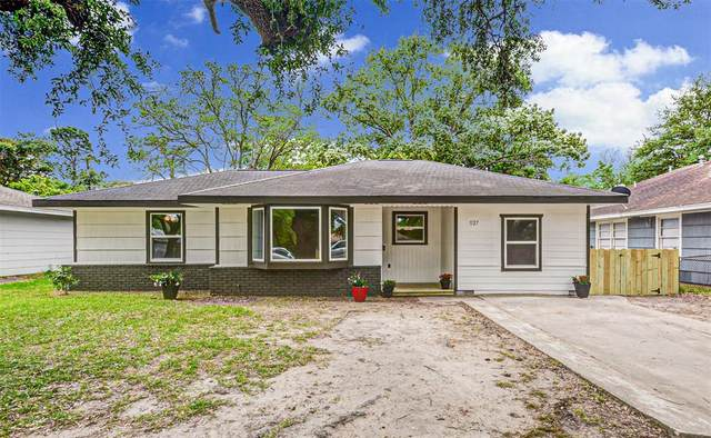 1127 Prune St, La Marque, TX 77568 (MLS #30703592) :: Phyllis Foster Real Estate