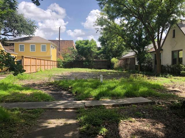 2224 North Boulevard, Houston, TX 77098 (MLS #3070976) :: The Parodi Group