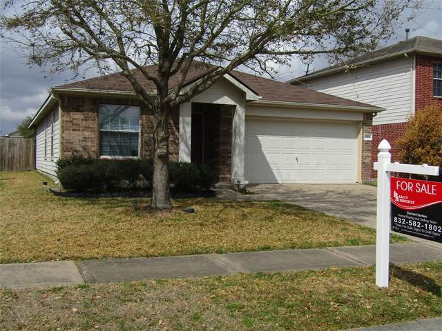 21418 Doral Rose Lane, Katy, TX 77449 (MLS #30732579) :: The Parodi Team at Realty Associates