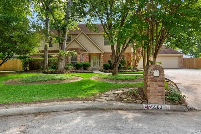 5503 Brownlee Lane, Spring, TX 77379 (MLS #3073915) :: The SOLD by George Team