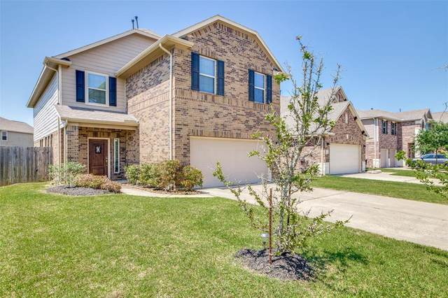 8203 Lemongrass Avenue, Baytown, TX 77521 (MLS #30749127) :: Rachel Lee Realtor