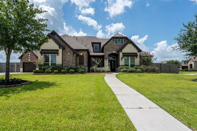 21619 Silverheels Drive, Cypress, TX 77433 (MLS #30772380) :: Green Residential
