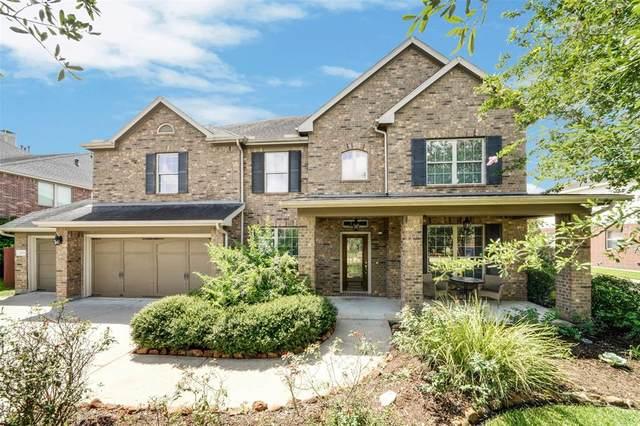 2319 Monarch Terrace Drive, Katy, TX 77494 (MLS #30775263) :: Giorgi Real Estate Group