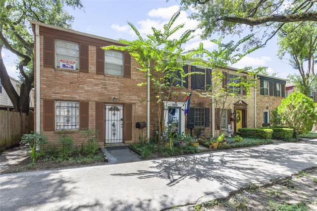 5241 Arboles Drive A, Houston, TX 77035 (MLS #30786686) :: The SOLD by George Team
