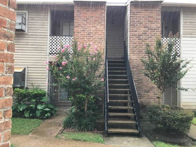 10603 S Wilcrest Drive #52, Houston, TX 77099 (MLS #30788548) :: The Bly Team