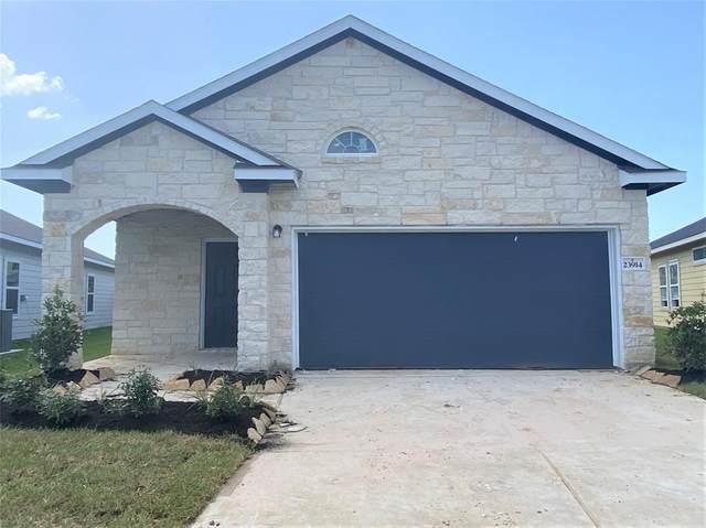 23914 Prairie Dust Drive, Hockley, TX 77447 (MLS #3079540) :: The Wendy Sherman Team