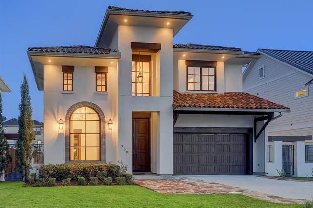 939 W 41st Street, Houston, TX 77018 (MLS #30800888) :: Green Residential