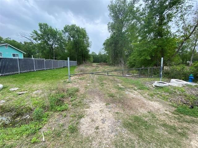 0 Park Street, Houston, TX 77028 (MLS #30801387) :: Michele Harmon Team