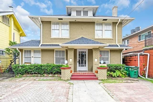 2606 Stanford Street, Houston, TX 77006 (MLS #30810217) :: Caskey Realty