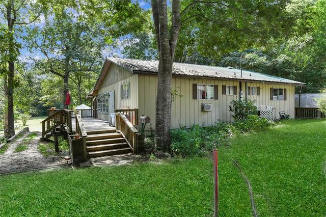 505 Big Foot Wallace Trail, Livingston, TX 77351 (MLS #30811325) :: Caskey Realty