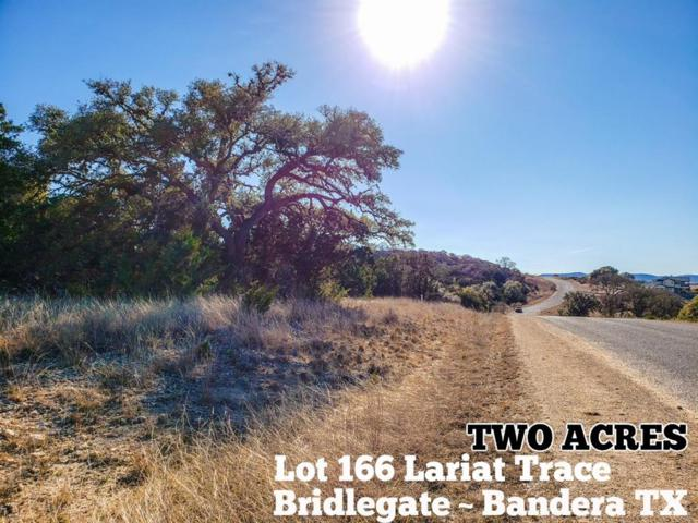 Lot 166 Lariat Trace, Bandera, TX 78003 (MLS #3081835) :: The Heyl Group at Keller Williams