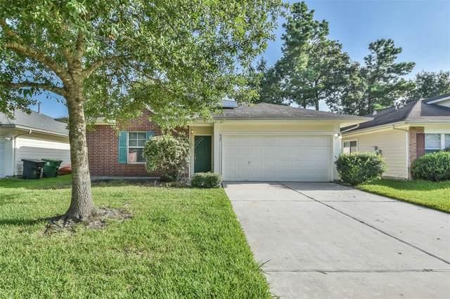 427 Laurel Sage Drive, Kingwood, TX 77339 (MLS #30833831) :: The Lugo Group