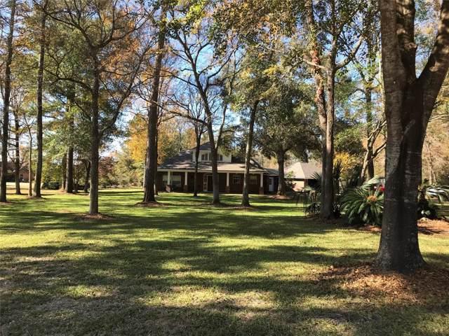 9702 Sendera Drive, Magnolia, TX 77354 (MLS #30846770) :: Texas Home Shop Realty