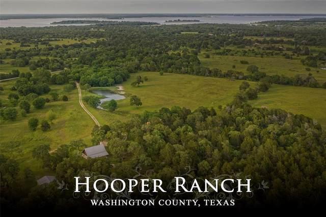 5955 Fischer Road, Burton, TX 77835 (MLS #30856405) :: The SOLD by George Team