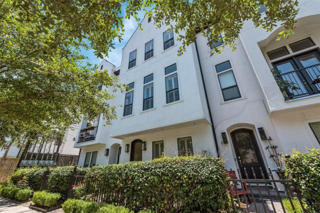 1717 Ashland Street, Houston, TX 77008 (MLS #30866734) :: The Parodi Team at Realty Associates