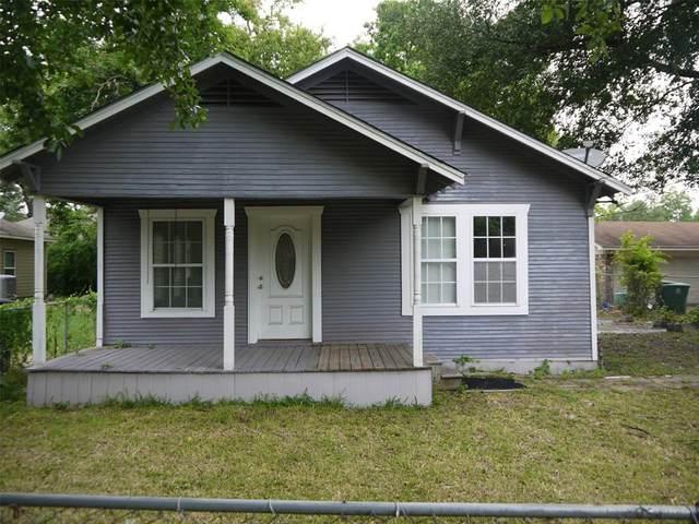 410 Truman Street, Houston, TX 77018 (MLS #30874649) :: All Cities USA Realty