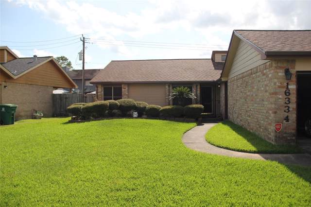 16334 Hunting Dog Court, Houston, TX 77489 (MLS #30880769) :: The Bly Team