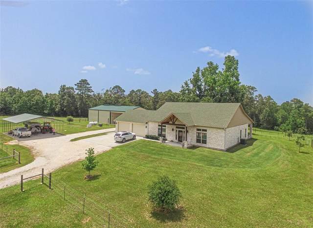 5966 W Fm 942, Livingston, TX 77351 (MLS #30891374) :: Ellison Real Estate Team