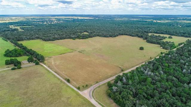 TBD (163.6 Acres) County Road 402, Dime Box, TX 77853 (MLS #30891432) :: The Sansone Group