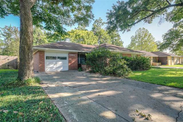 5002 W 43rd Street, Houston, TX 77092 (MLS #30912093) :: The Jill Smith Team