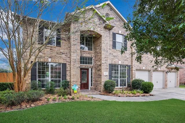 1871 Pembrook Circle, Conroe, TX 77301 (MLS #30934641) :: The Home Branch