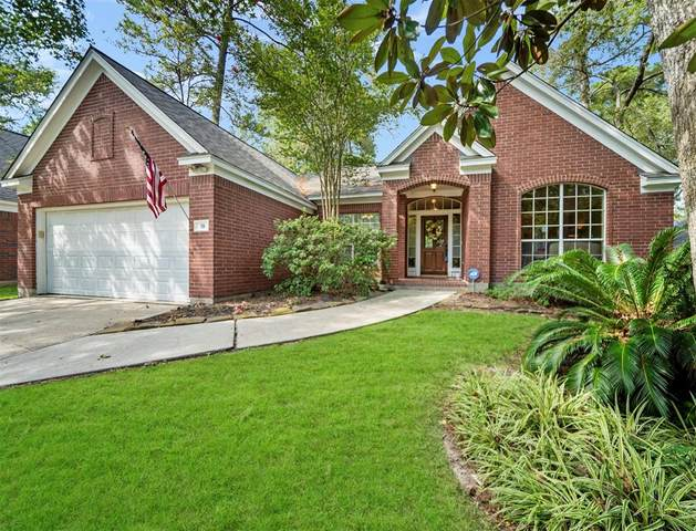 18 Vista Mill Place, The Woodlands, TX 77382 (MLS #30936424) :: The Freund Group