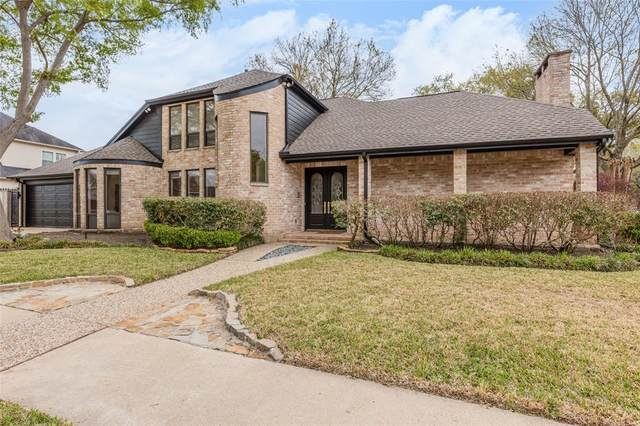 1303 Kent Oak Drive, Houston, TX 77077 (MLS #30947788) :: Connell Team with Better Homes and Gardens, Gary Greene