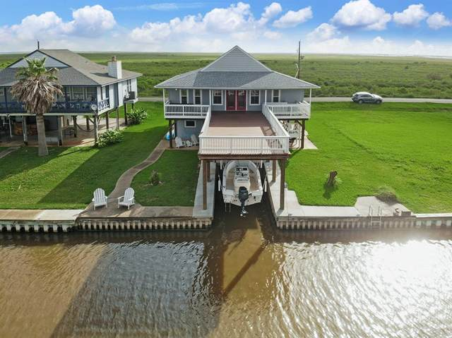 150 Sky Sail Road, Freeport, TX 77541 (MLS #30956070) :: The Home Branch