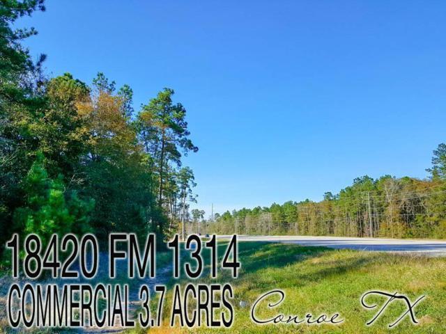 18420 Fm 1314, Conroe, TX 77302 (MLS #30959740) :: Magnolia Realty