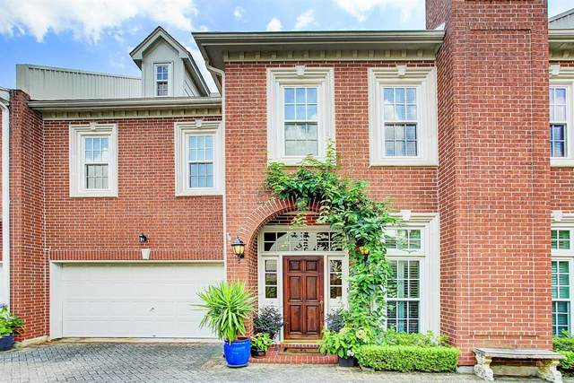 1512 Nantucket Drive B, Houston, TX 77057 (MLS #30980855) :: The SOLD by George Team