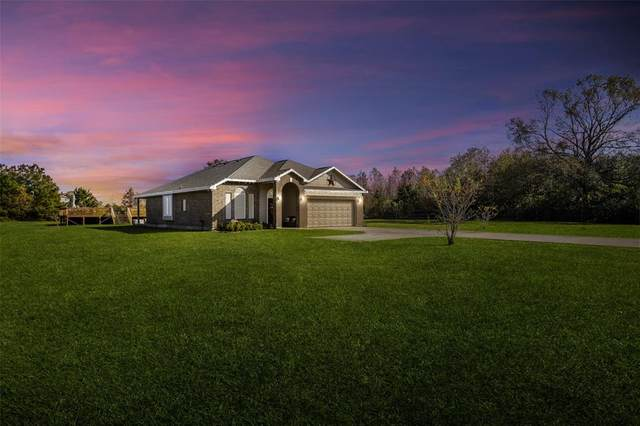88 County Road 2234, Cleveland, TX 77327 (#30999985) :: ORO Realty
