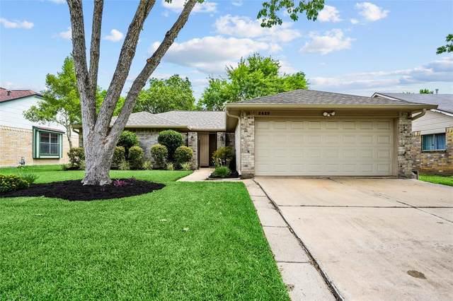 2423 Broken Elm Drive, Richmond, TX 77406 (MLS #3100772) :: The SOLD by George Team
