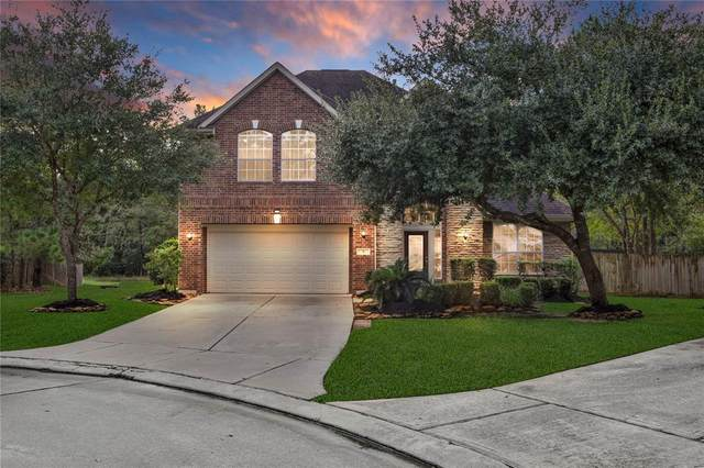 2 Red Adler Place, The Woodlands, TX 77382 (MLS #31029715) :: The Freund Group