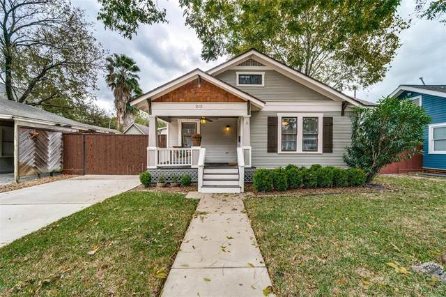 212 E 24th Street, Houston, TX 77008 (MLS #31034093) :: Area Pro Group Real Estate, LLC