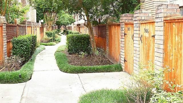 9850 Pagewood Lane #906, Houston, TX 77042 (MLS #31034180) :: Keller Williams Realty