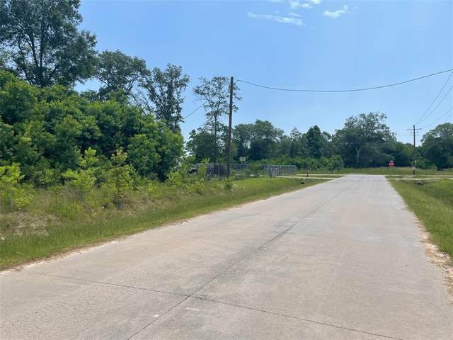 2159 Road 5030, Cleveland, TX 77327 (MLS #31053037) :: The SOLD by George Team