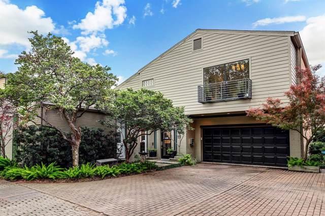1910 Nantucket Drive B, Houston, TX 77057 (MLS #31056671) :: Ellison Real Estate Team