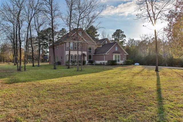 24017 Pecan Cove W, Montgomery, TX 77356 (MLS #3106429) :: Texas Home Shop Realty